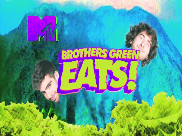 Brothers Green: EATS! | Episode 4 | Falafel Sliders/The Great Burger of China Town