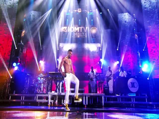 MTV World Stage: Jason Derulo (Isle of MTV, Malta 2015)