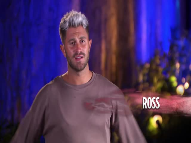 De Férias com o Ex   607: Ross dá um fora na Harriette