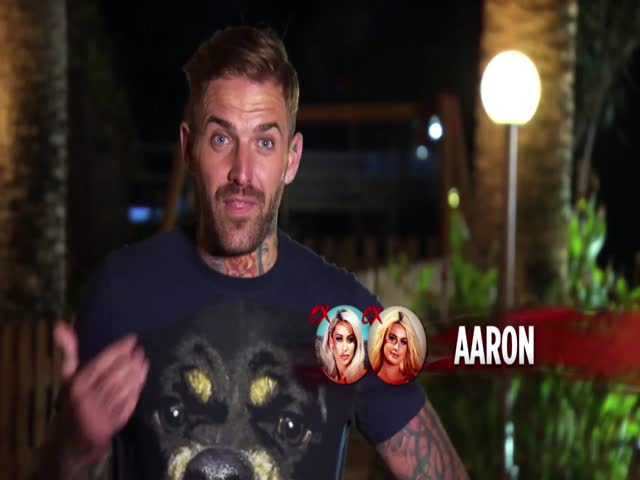De Férias com o Ex | 609: Encontro entre Aaron e Jenny