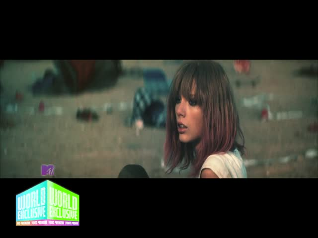 Taylor Swift - I Knew You Were Trouble. - TEASER