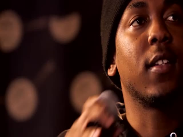 MTV LIVE SESSION : Kendrick Lamar