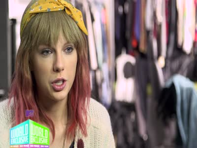 Taylor Swift - I Knew You Were Trouble. - Behind the Scenes