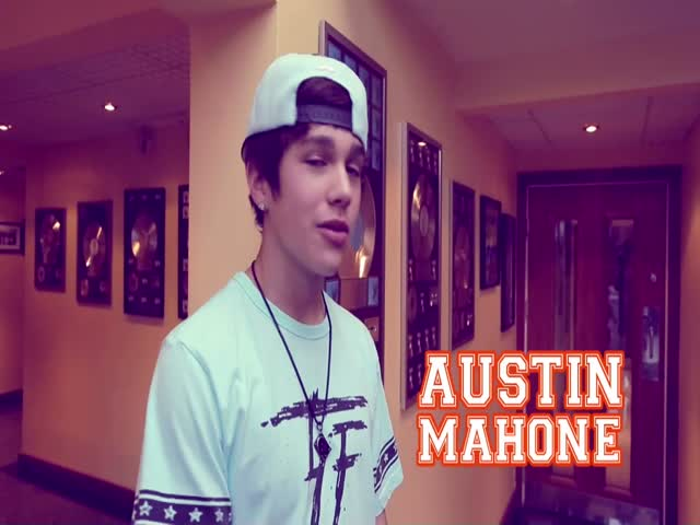 MTV PUSH: Introducing Austin Mahone (Part 1)