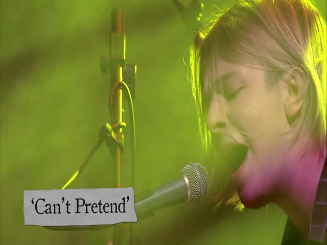 "Le live de Tom Odell : ""Can't Pretend"""