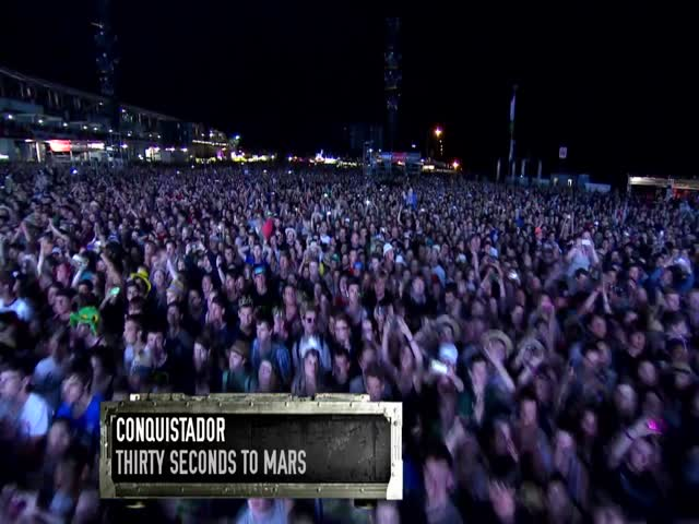 Conquistador - Live at Rock am Ring 2013, Germany