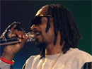 "SNOOP DOGG feat. 7 DAYS OF FUNK - ""Gin n Juice"" - 2013 MTV EMA"