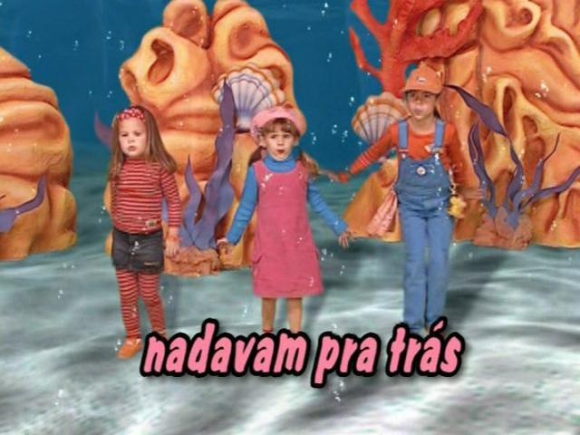 Dois Peixinhos (Three little fishes)