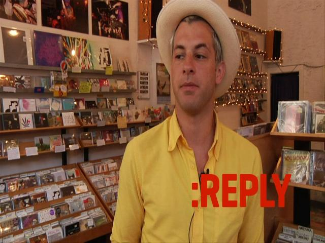 Mark Ronson Ask:Reply