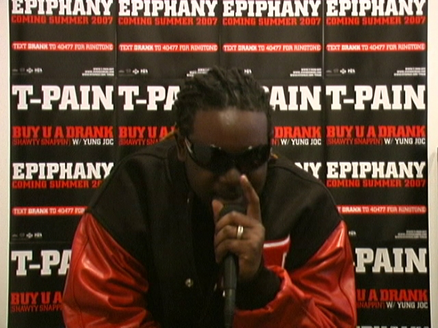 An Interview With T-Pain