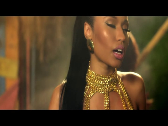 Anaconda | Nicki Minaj | Music Video | MTV Asia